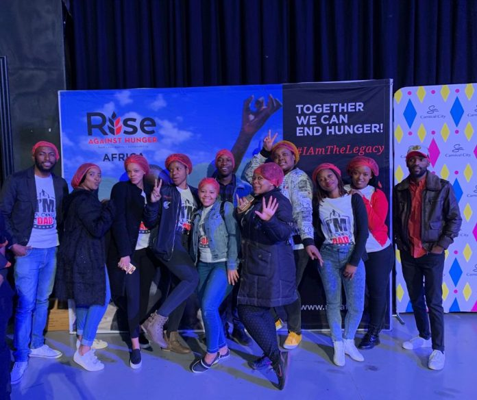 Tsogo Sun Hotels Supports Mandela Day Rise Against Hunger Campaign