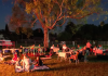 SSB-RA Committee Hosts Successful Family Movie Night At Senderwood Park