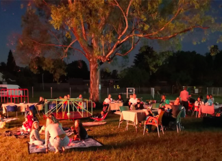 SSB-RA Committee Hosts Successful Family Movie Night At Senderwood Park