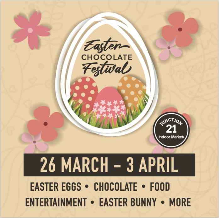 Easter Chocolate Festival Featuring Delicious Treats, Top Chefs And Family Entertainment