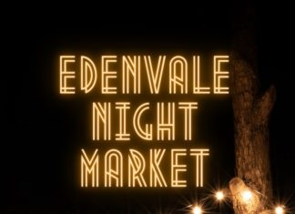 Edenvale Night Market Featuring Live Entertainment