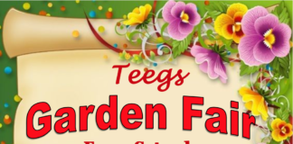 Teegs Hosting Saturday Garden Fair