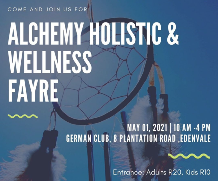 Alchemy Holistic Wellness Fayre Taking Place In May