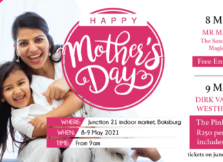 Junction 21 Indoor Market Announces Fabulous Live Entertainment Line-Up For Mother's Day