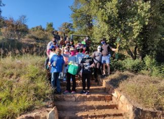 Reserve Mountain Gets Thorough Clean-Up From Community Members