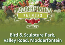 Modderfontein Farmers Market Announces May Event