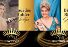 Prestigious Miss Junction 21 Judges