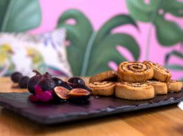 Recipe- Vegan Fig Biscuits