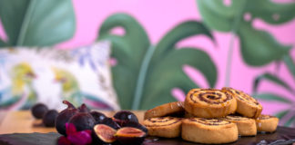 Recipe- Vegan Fig Biscuits