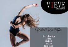 Get Fit And Improve Flexibility At Vieve Dance Company In Modderfontein