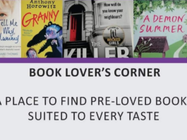 Edenvale Based Book Lover's Corner Offers Pre-Loved Books Suited To Every Taste