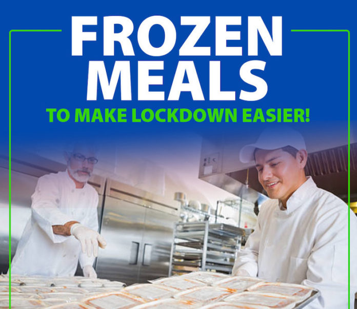 Frozen Meals To keep You Going Through Lockdown And Beyond