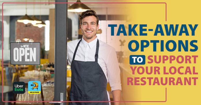 Take Away Options In Bedfordview And Surrounds